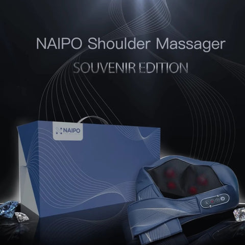 Naipo Shoulder Massager Souvenir Edition