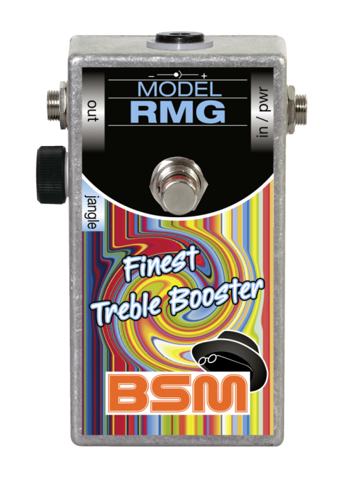 BSM RMG Clean Boost