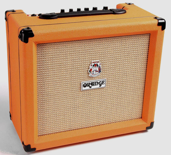 Orange Gitarrenverstärker Combo Crush CR35RT 1x10
