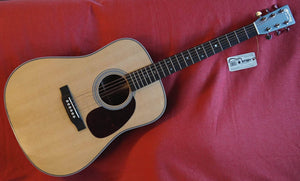 Martin Acoustic Guitar HD28 Westerngitarre inkl. Koffer