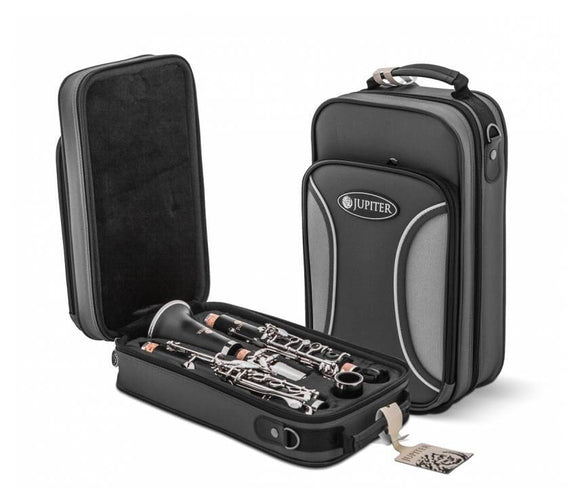 Jupiter Klarinette in Bb-Stimmung 737-STO Granadill inkl. Softcase