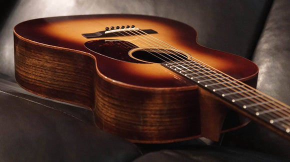 Martin Acoustic Guitar SFG Double 0014F Custom Ovankol