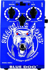 Snarling Dogs SDP-4 Blue Doo