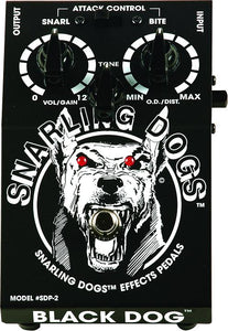 Snarling Dogs SDP-2 Black Dog