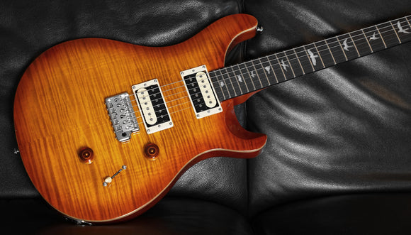 Paul Reed Smith PRS SE Custom 22 Vintage Sunburst inkl. Gigbag
