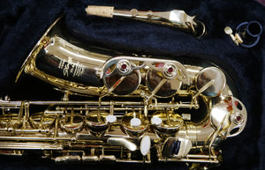 Stagg Altosaxophon Mod. 77-SA inklusive Softcase