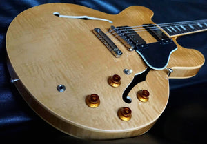 Gibson ES-335 Figured in Natural inklusive Originalkoffer