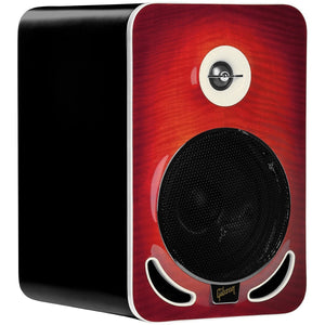 Gibson Les Paul 6 Reference Active Studio Monitors in Cherry Burst