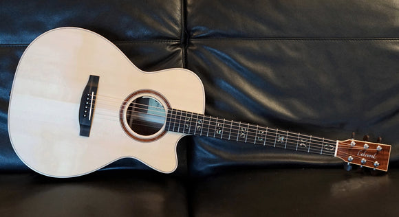 Acoustic Guitar Lakewood M-24 Custom mit L.R. Baggs Pickup