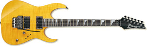 Ibanez Electric Guitar RG320DXFM-AM Amber