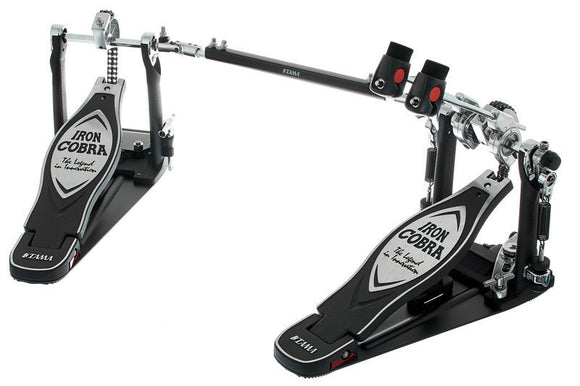 Tama Iron Cobra Twin Pedal HP900RWN Rolling Glide Doppelpedal (Bassdrum)