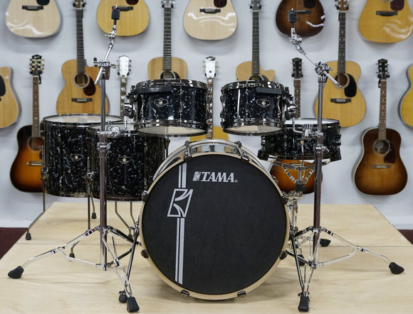 Tama Drumset Superstar Hyperdrive Black Magic Limited Edition 6-teilig, neu