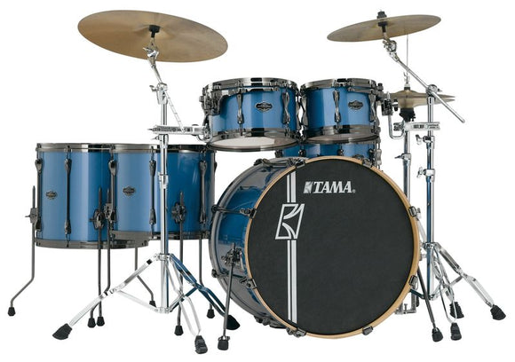 Tama Drumset Superstar Hyperdrive ML52HLZBNS Vintage Blue Metallic