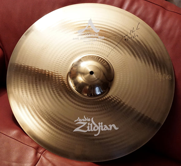 Zildjian A Custom Ride 21