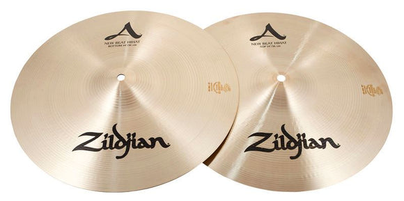 Zildjian Hi-Hat Avedis A New Beat Hi-Hat (Top und Bottom) 12-Inch