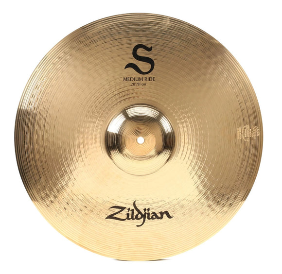 Zildjian S-Serie Medium Ride 20 Inch