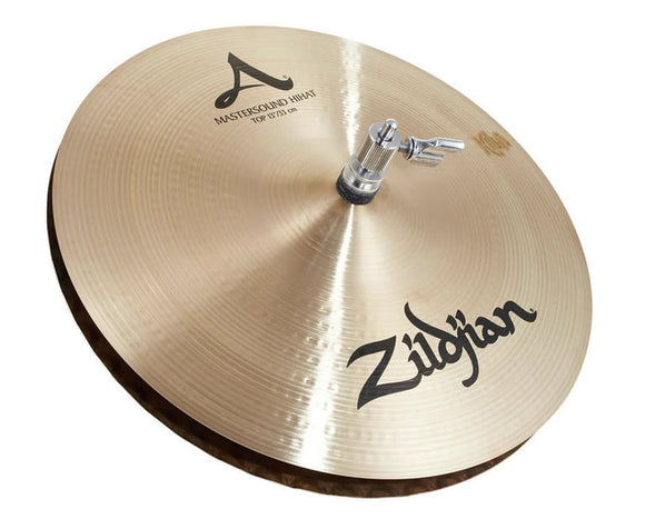 Zildjian Avedis Mastersound Hi-Hat 13-Inch Top and Bottom