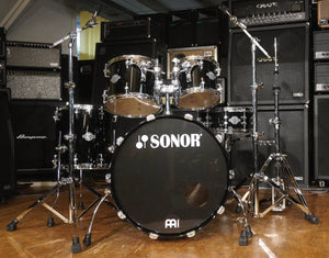 Sonor Schlagzeug Select Force Stage 2, Piano Black