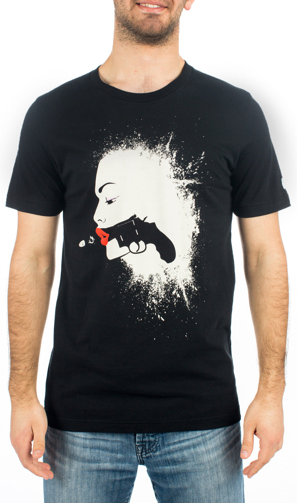 Kiss of Death Shirt - ARKA Urban Streetwear Clothing b90a16d66244