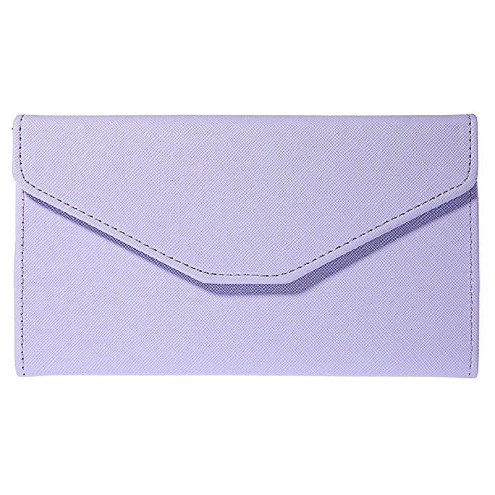 Sookiay Womens Envelope Clutch Wallet