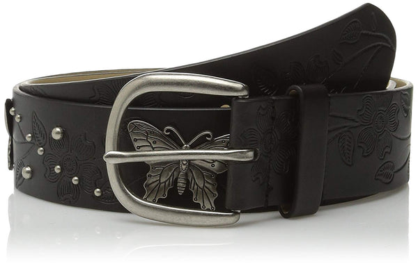 Relic Womens Butterfly Ornament Belt