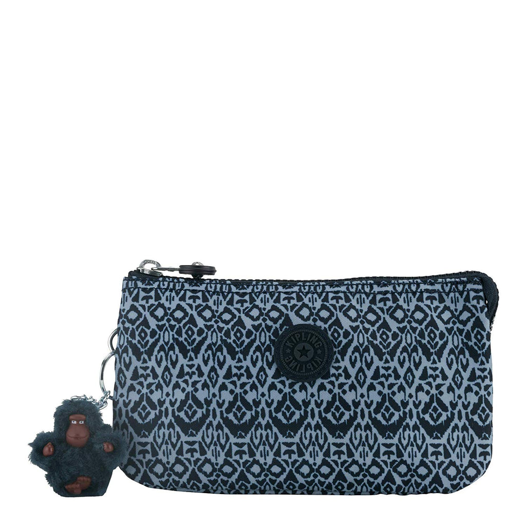 Kipling Creativity Large Pouch One Size Geometric Bliss