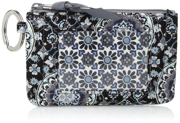 Vera Bradley Iconic Zip ID Case, Signature Cotton