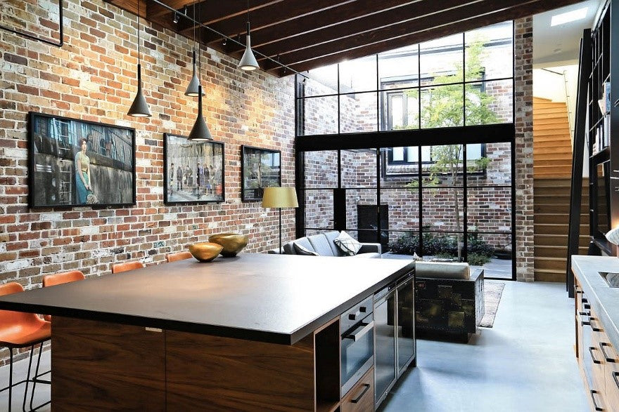 Industrial Style Interior Design For Your Home