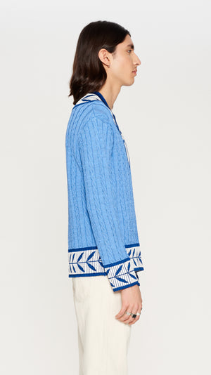 Light blue cable knit sweater (4405539930177)