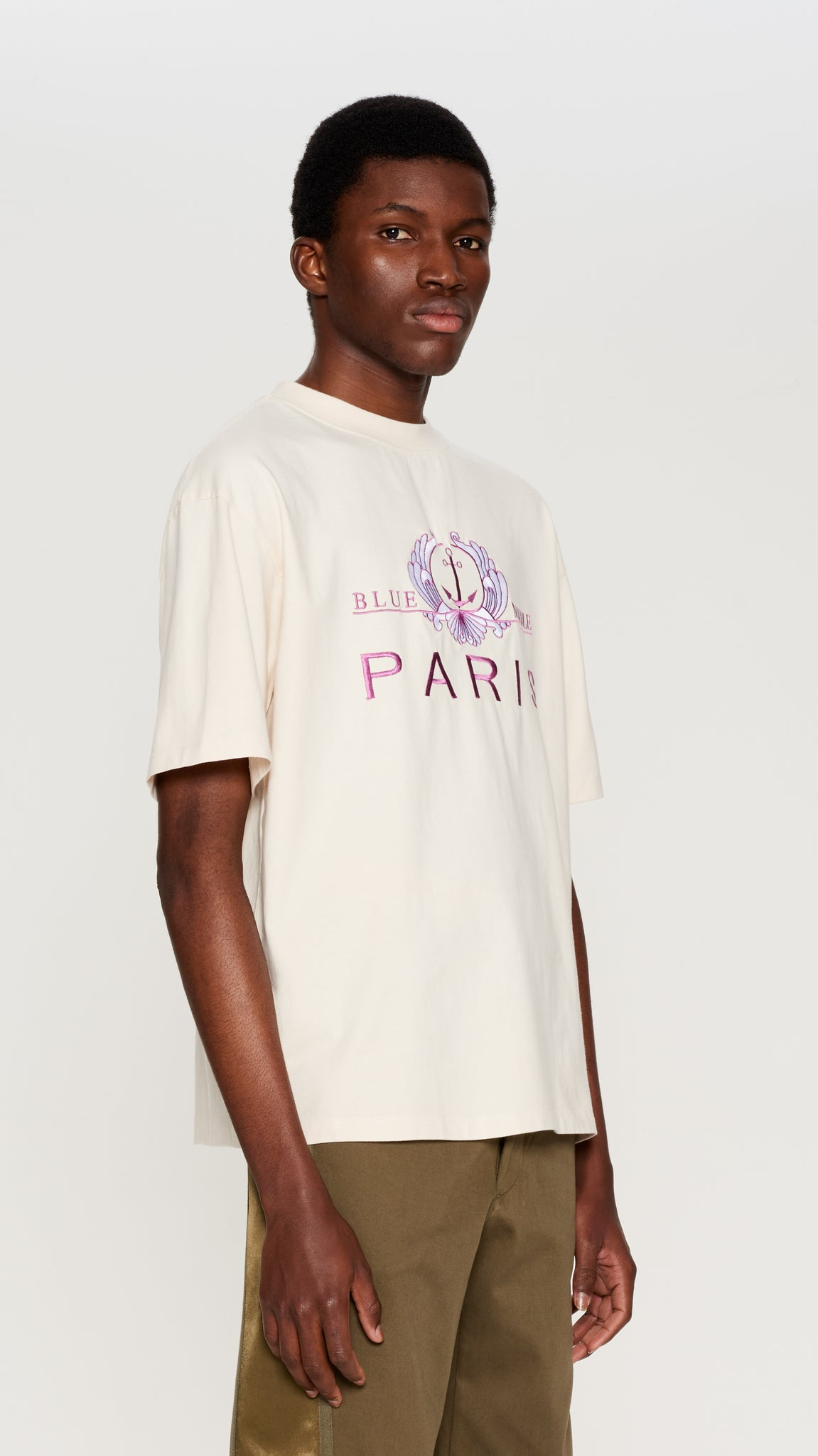 Ivory embroidered t-shirt (4406884335681)