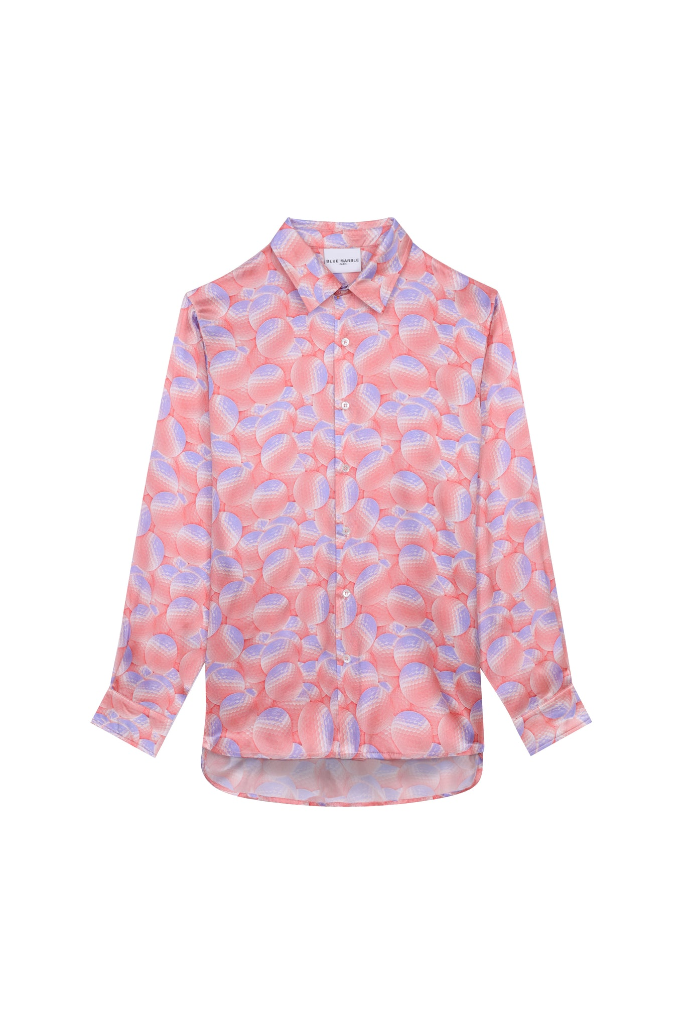 Printed Silk Shirt (4578160705601)