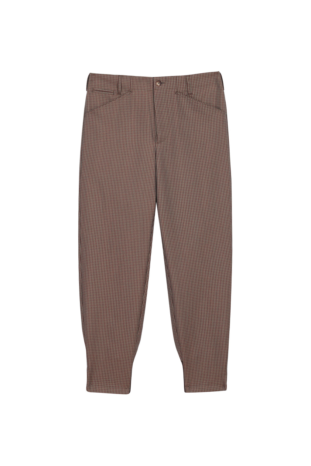 Checked Jodhpur Pants (4577627766849)