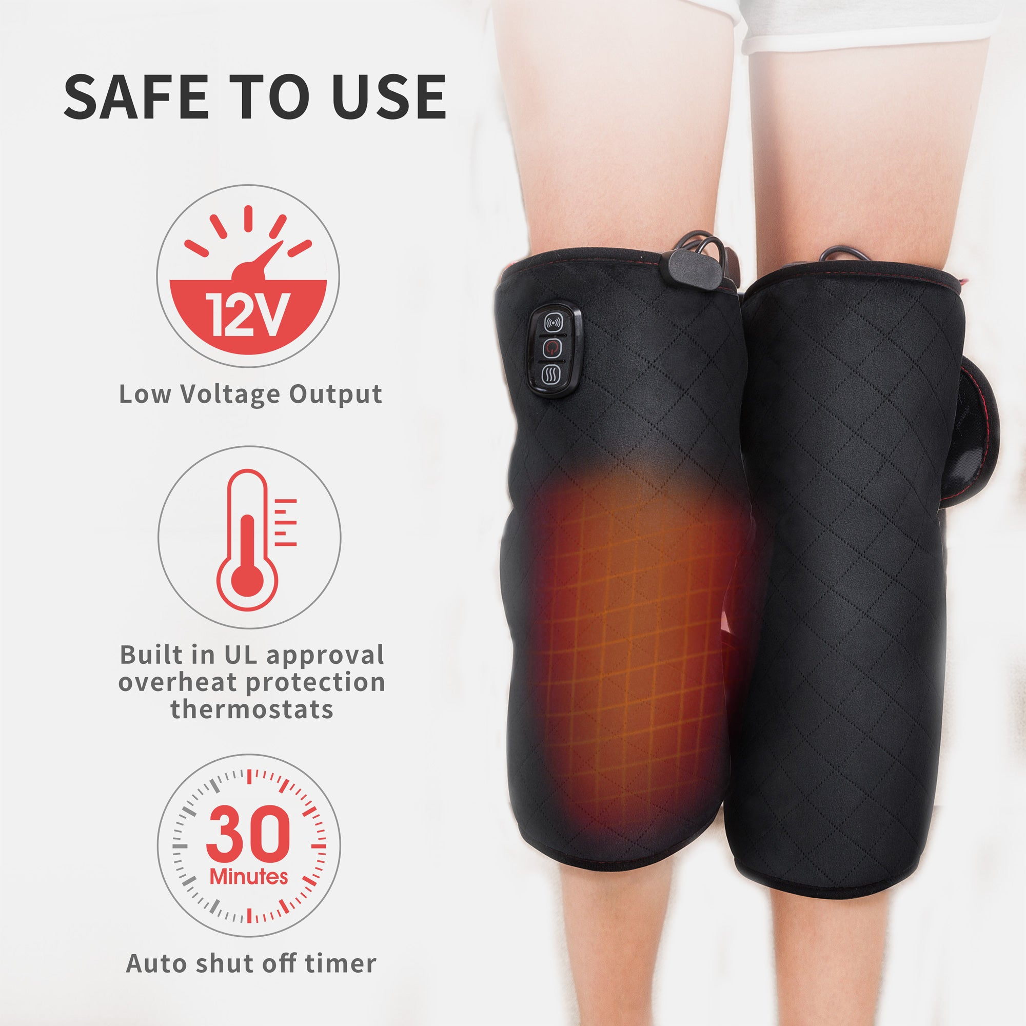 Comfier Heating Pad for Knee Pain - 5701