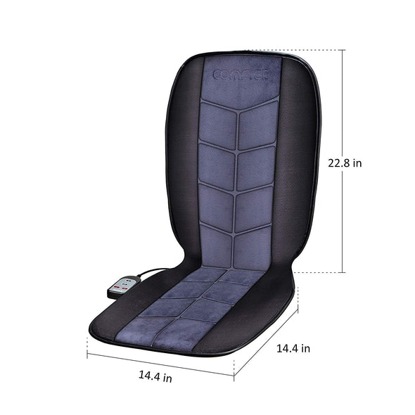 Comfier Heated Car Seat Cushion Deluxe - 2613