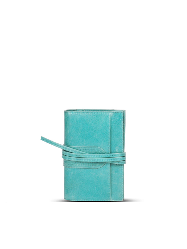 Balat cuir antique - Turquoise