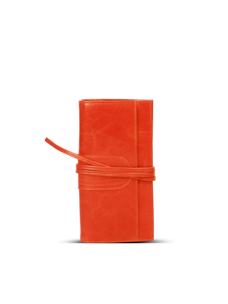 Constantinople cuir antique - Orange