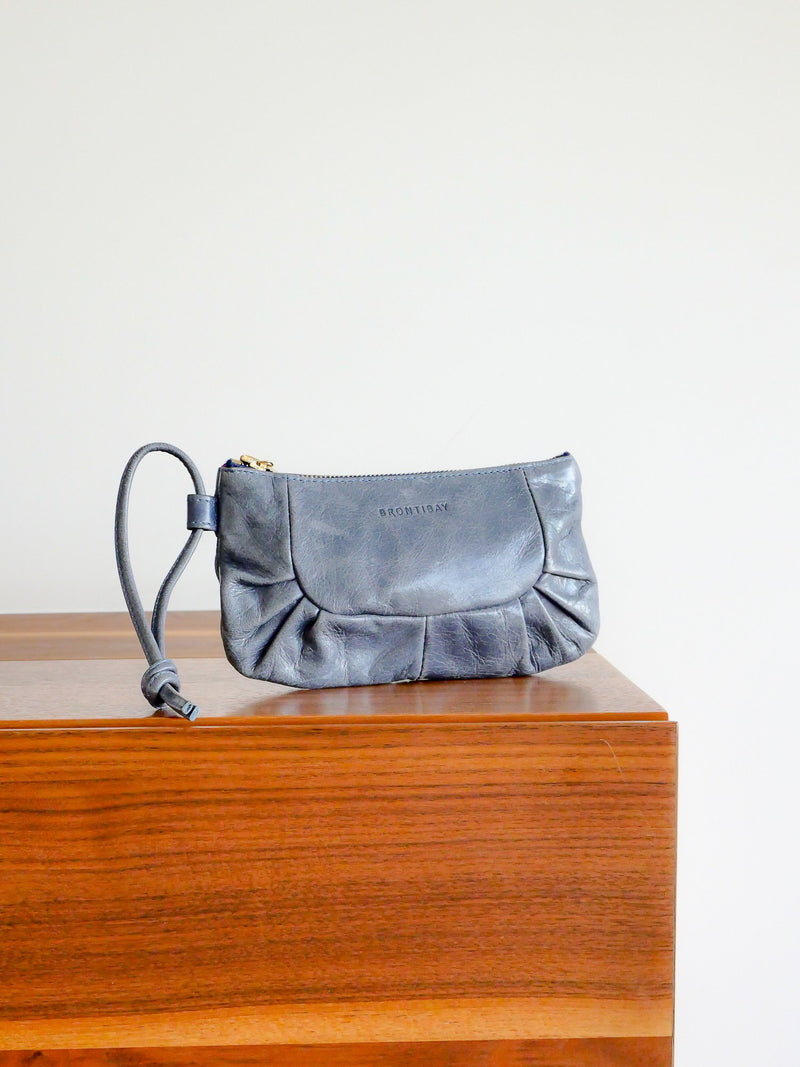 Izabel cuir antique - Lead Grey