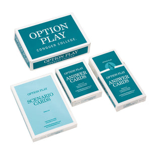 Option Play 2.1 Card Game