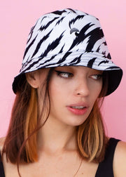 TIGER BUCKET HAT