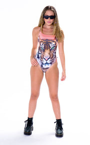 ECO TIGER SWIMSUIT