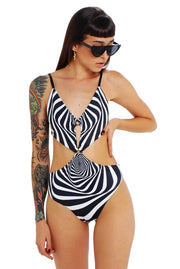ENTERIZO OPTICO TOWERS SWIMWEAR