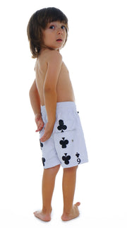 POKER SWIM SHORTS BOY