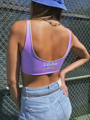 CROP TOP Reversible ACID FREE