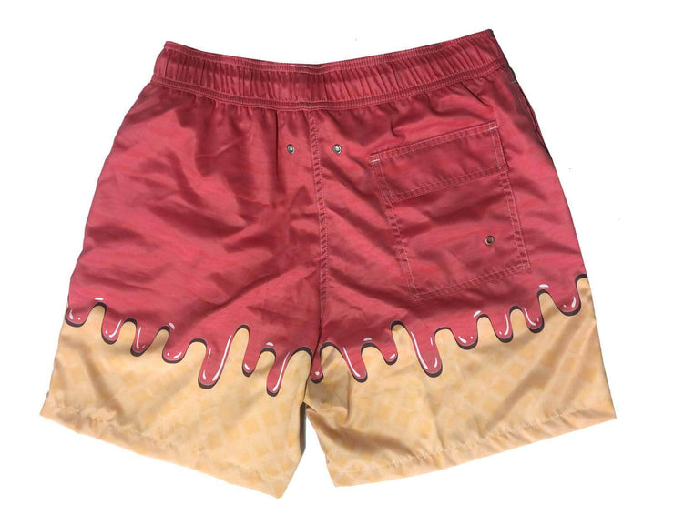 ICE CREAM SWIM SHORTS