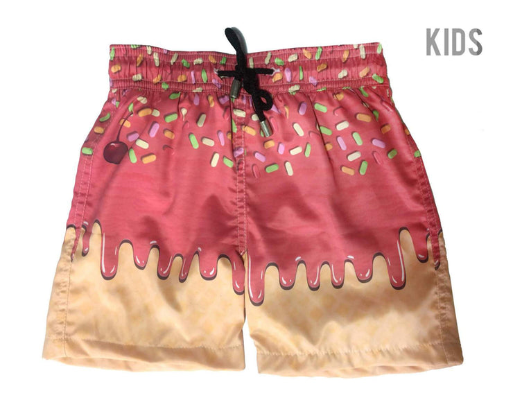 ICE CREAM SWIM SHORTS BOY