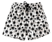 PALM TREES SWIM SHORTS