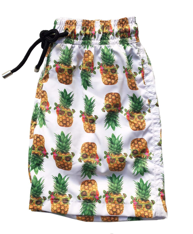 PIÑA TROPICAL SWIM SHORTS BOY