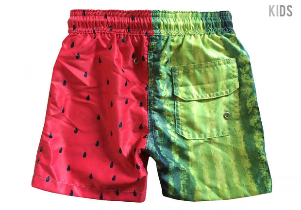 WATERMELON REMAKE SWIM SHORTS BOY