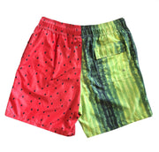 WATERMELON REMAKE SWIM SHORTS