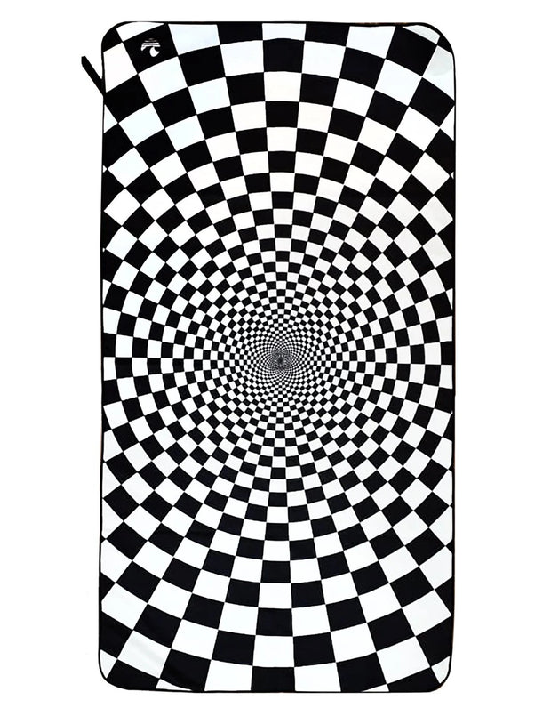 OPTICAL CHESS MICROFIBER TOWEL